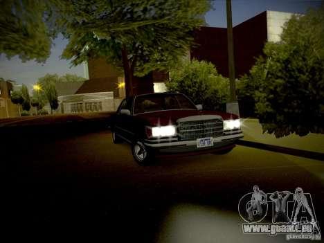 IG ENBSeries for low PC pour GTA San Andreas quatrième écran