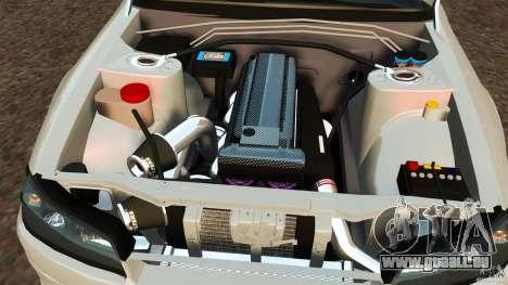 Nissan 240SX facelift Silvia S15 [RIV] pour GTA 4 est un côté