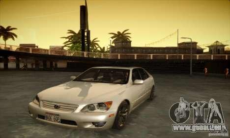 Lexus IS 300 pour GTA San Andreas