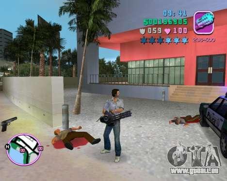 Graues shirt für GTA Vice City sechsten Screenshot
