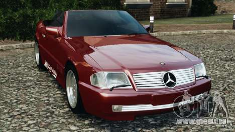 Mercedes-Benz SL 500 AMG 1995 [Final] für GTA 4