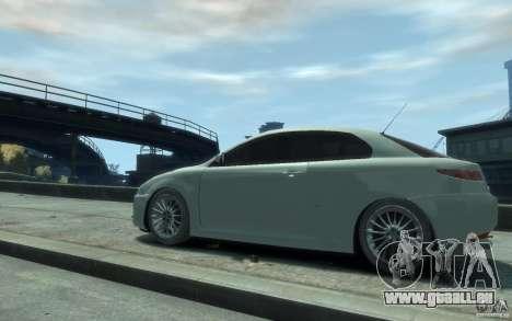 Alfa Romeo GT für GTA 4 hinten links Ansicht