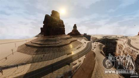 Ambush Canyon für GTA 4 zwölften Screenshot