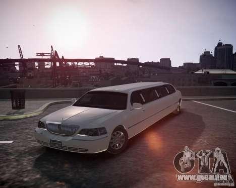 Lincoln Town Car Limousine für GTA 4