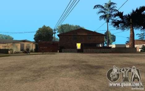 S.T.A.L.K.E.R House für GTA San Andreas her Screenshot
