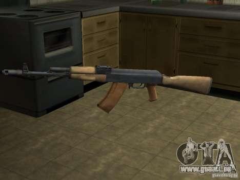 AK-74 de Arma II pour GTA San Andreas