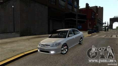Honda Civic V-Tec pour GTA 4