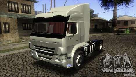 KAMAZ 5460 Euro 3420 Turbo pour GTA San Andreas