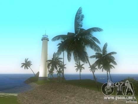 Vice City Real palms v1.1 Corrected für GTA Vice City dritte Screenshot