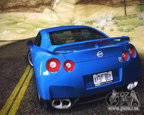 Realistic Graphics HD für GTA San Andreas fünften Screenshot