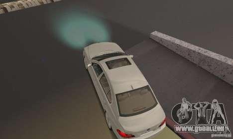 Lampes de couleur néon pour GTA San Andreas