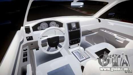 Chrysler 300C 2005 pour GTA 4 Vue arrière