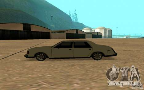 FBI Washington für GTA San Andreas linke Ansicht