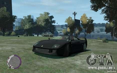 Ferrari F40 v2.0 pour GTA 4