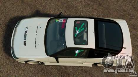 Nissan 240SX facelift Silvia S15 [RIV] pour GTA 4 est un droit