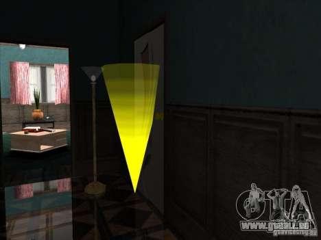 Gen Doors pour GTA San Andreas troisième écran