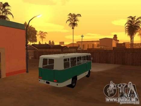 Kuban G1A1 pour GTA San Andreas vue de droite