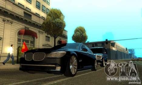 BMW 750Li für GTA San Andreas