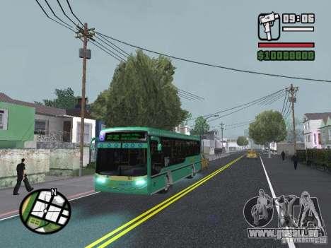 Metalpar 22 pour GTA San Andreas