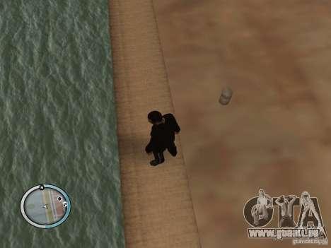 NEW GTA IV HUD 3 pour GTA San Andreas