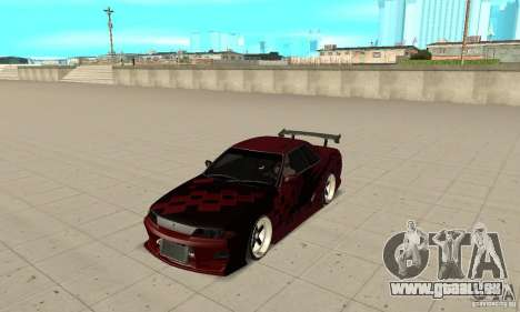 Nissan Skyline R32 Drift Edition pour GTA San Andreas