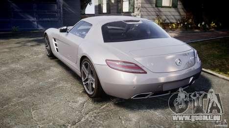 Mercedes-Benz SLS AMG 2010 [EPM] für GTA 4 rechte Ansicht