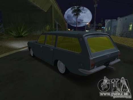 GAZ M24-02 für GTA San Andreas linke Ansicht