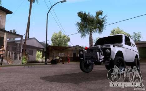 VAZ Niva 21213 Drag für GTA San Andreas