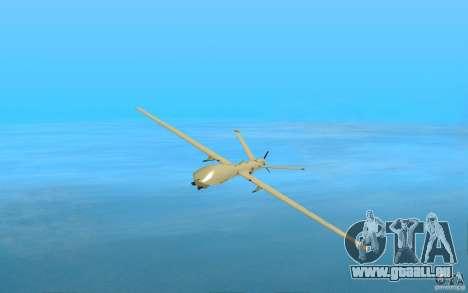 RQ9 Predator für GTA San Andreas