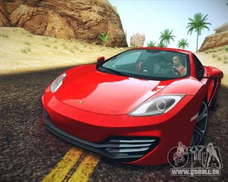 Realistic Graphics HD für GTA San Andreas her Screenshot