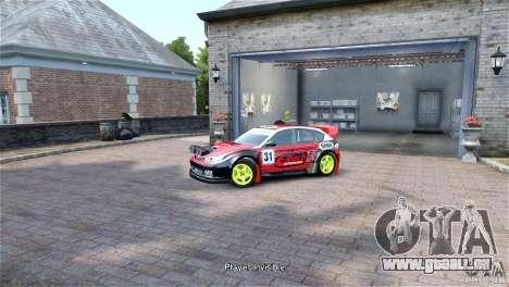 Subaru Impreza WRX STI RALLYCROSS Eibach Springs für GTA 4