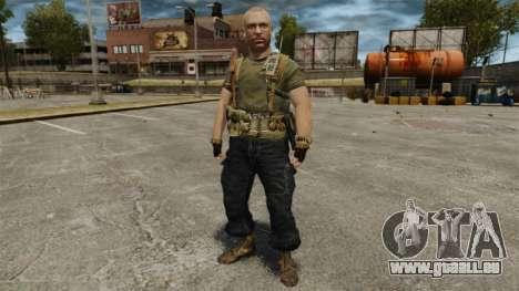 Jason Hudson pour GTA 4
