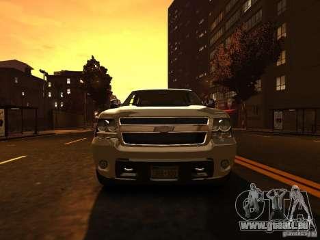 Chevrolet Suburban GMT900 2008 pour GTA 4 est un droit