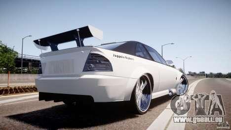 Sultan RS 3.0 pour GTA 4 est une gauche