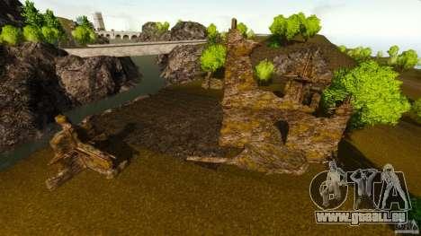 Countryside Mountains V für GTA 4 Sekunden Bildschirm
