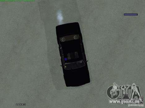 Volga Bundesrepublik für GTA San Andreas rechten Ansicht