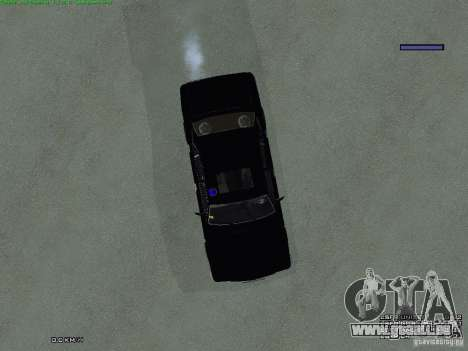 Volga fédéral pour GTA San Andreas vue de droite