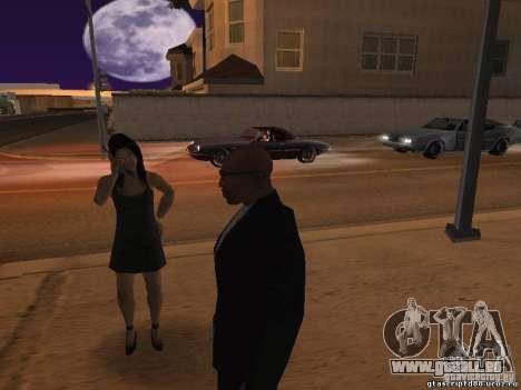 Andere Menschen Verhalten für GTA San Andreas zweiten Screenshot