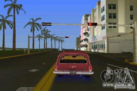 GAZ Volga 2402 pour une vue GTA Vice City de la droite