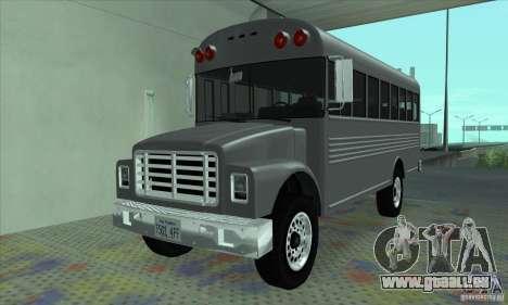 Civil Bus für GTA San Andreas
