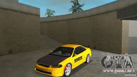 Honda Accord Coupe Tuning pour GTA Vice City