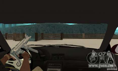 Nissan Skyline R32 Drift Edition für GTA San Andreas rechten Ansicht