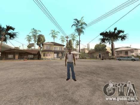Awesome .IFP V3 pour GTA San Andreas