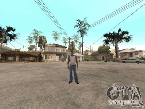 Awesome .IFP V3 für GTA San Andreas