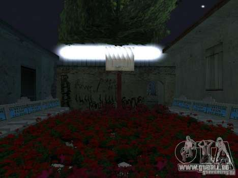 Der neue Grove Street für GTA San Andreas neunten Screenshot
