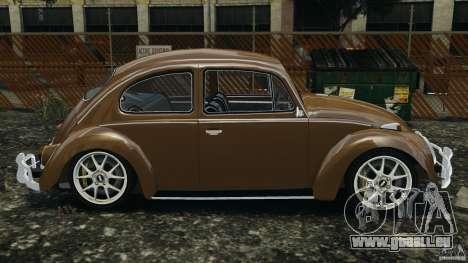 Volkswagen Fusca Gran Luxo v2.0 für GTA 4 linke Ansicht