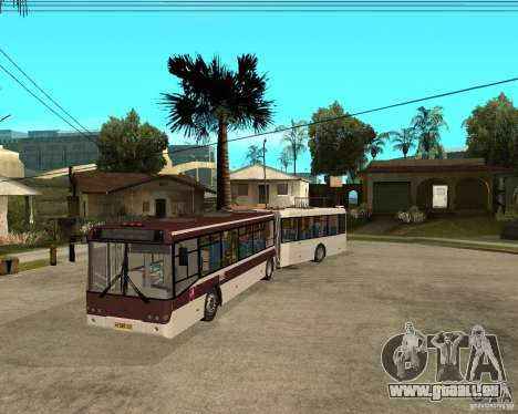 LIAZ 6213.20 pour GTA San Andreas