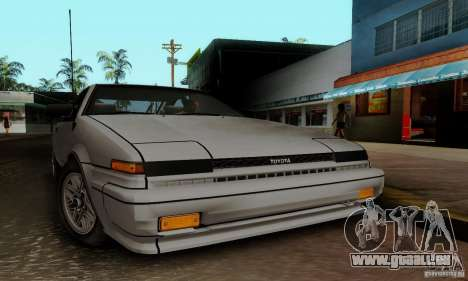 Toyota Corolla GT-S pour GTA San Andreas