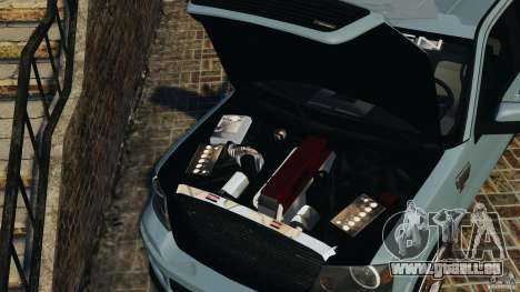 Saleen S331 [Final] pour GTA 4 est une vue de l'intérieur