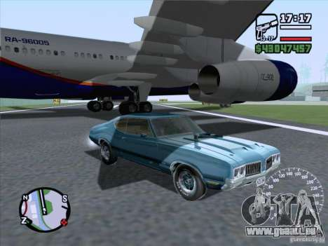 ENB Series v1.5 Realistic für GTA San Andreas